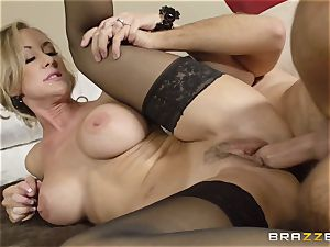 The hubby of Brandi enjoy lets her screw a different guy