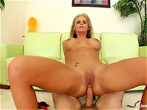 LiveGonzo Phoenix & Riley assfuck Wifes fuck-a-thon party