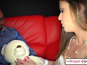 TheStripperExperience- Brooklyn is pummeled by a thick prick