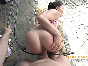 Russian maid penetrates her chief