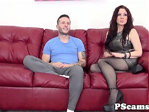 redhead web cam stunner Jessica Ryan pussyfucked