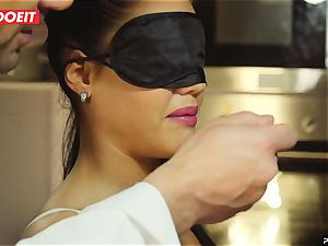 LETSDOEIT - fucky-fucky Cooking With stunners Apolonia and Angel