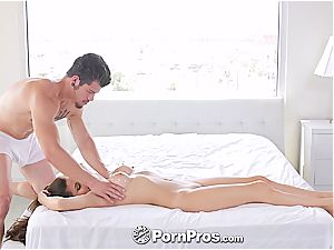 PornPros - Latina Nina North thick oily breasts shag