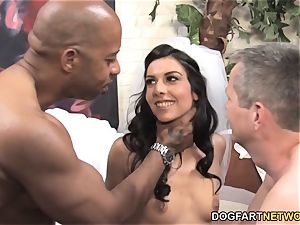 Lou Charmelle Gets exclusive Wedding gift cheating Session