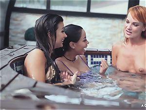 lesbians In Water