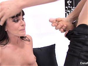 Dana gets her ass boinked by Owen's massive shaft