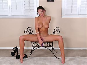 August Ames Rabbits vagina