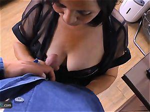 AgedLovE insatiable Mature Latina nymph hard-core fucky-fucky