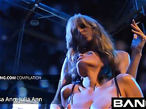 best of buxom supah mummy Lisa Ann Compilation