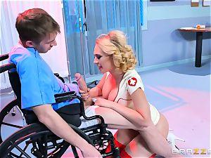 super-steamy nurse Kayney Linn Karter