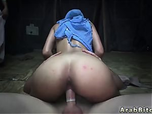 Arab rectal internal ejaculation Sneaking in the Base!