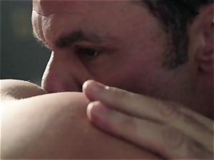 rigorous daddy punishes his nasty teeny stepdaughter Carter Cruise