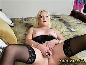 auntie Paris entices Her step-sister