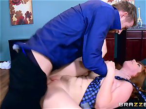 Patient Penny Pax plumbed by fat dicked medic