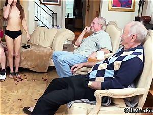 older bisexous duo and stud vs young rectal Maximas Errectis