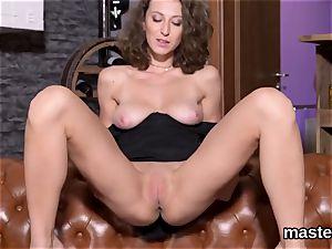 ultra-kinky czech hotty opens up her mushy fuck hole to the sensational