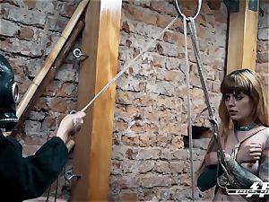 off the hook feet strength - Lesdom torments German soles subs