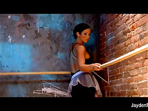 sumptuous ballet lessons w Jayden Jaymes