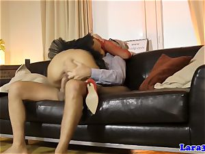 pantyhose brit in ffm cockriding with caboose