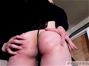 rough cruel agonizing blubbering buttfuck and messy pee Kyra Rose was sent into a covert mission
