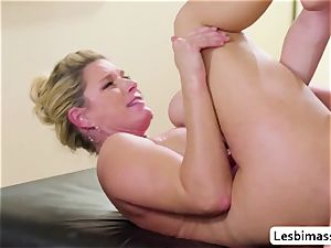 India Summer and Elsa Jean reach their finest climax ever