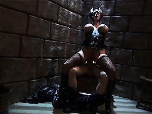 Evil princess Stormy Daniels drills the cool prince