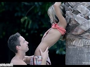 Gina Gerson - Exotic holiday for european schoolgirls