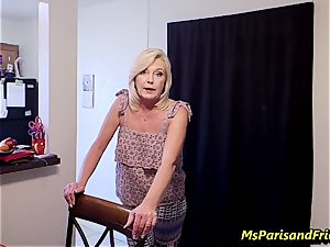 Ms Paris Rose in Paying Your Debt with My cootchie