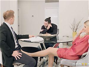 Jessa Rhodes showered in sizzling jism