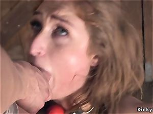 two backpackers assfuck 3 way penetrated