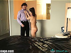 Dillion Harper boned by her step father