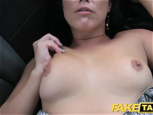 fake cab tiny bit of ass licking and assfuck hook-up