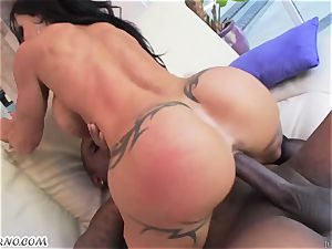 interracial gangbang with an american nymph jewels Jade