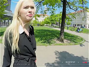 hoes ABROAD - red-hot polish tourist penetrated pov abroad