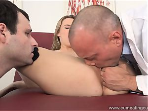 Jillian Gets porked By Real boy in Front of spouse